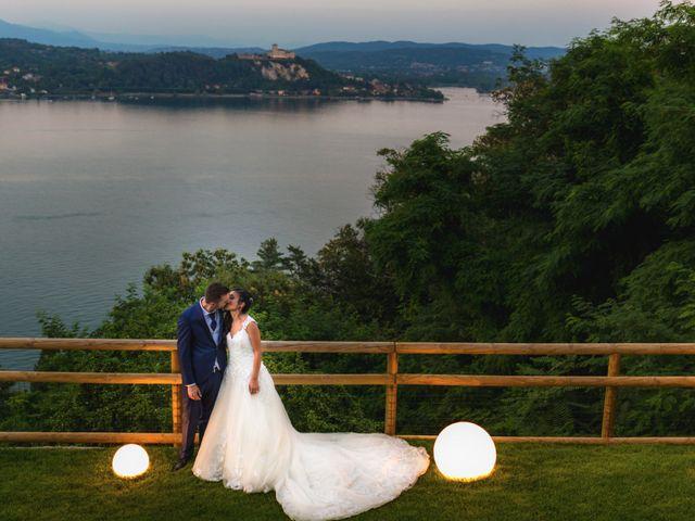 Il matrimonio di Roman e Elisabetta a Stresa, Verbania 2