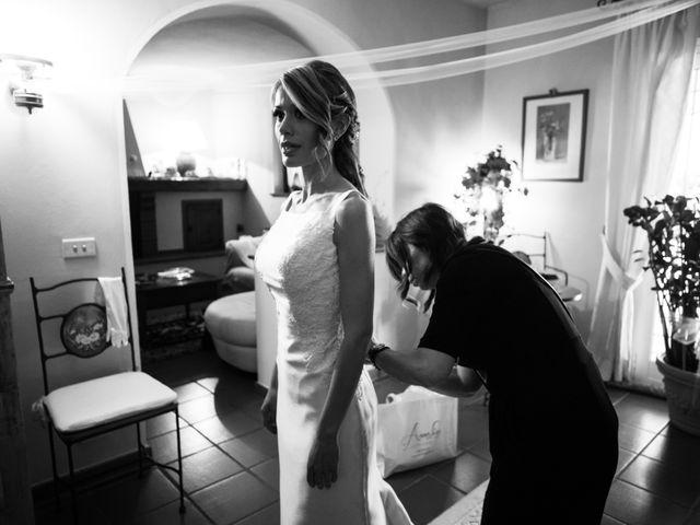 Il matrimonio di Paolo e Valeria a Manciano, Grosseto 29