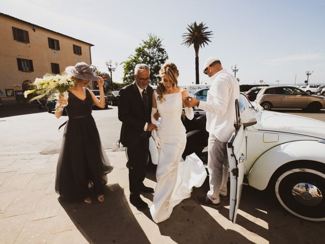 Il matrimonio di Paolo e Valeria a Manciano, Grosseto 45