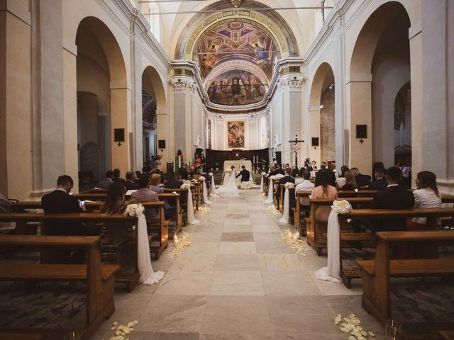 Il matrimonio di Paolo e Valeria a Manciano, Grosseto 58