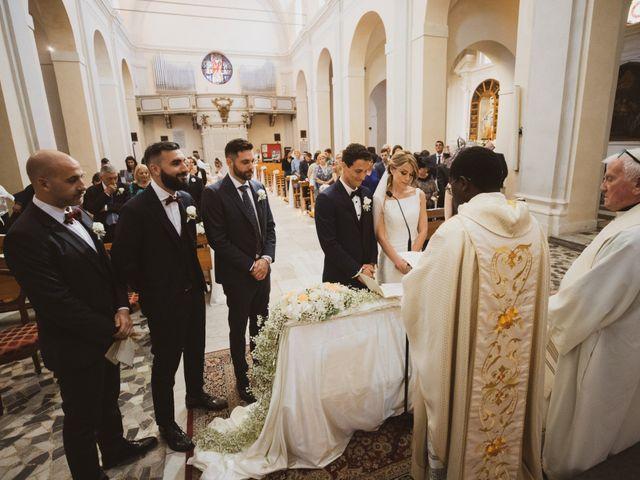 Il matrimonio di Paolo e Valeria a Manciano, Grosseto 61