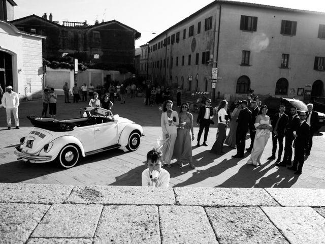 Il matrimonio di Paolo e Valeria a Manciano, Grosseto 85