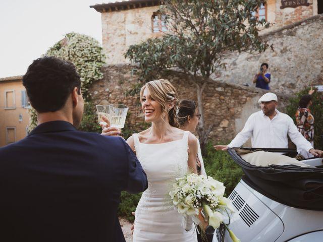 Il matrimonio di Paolo e Valeria a Manciano, Grosseto 107
