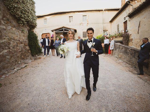 Il matrimonio di Paolo e Valeria a Manciano, Grosseto 109