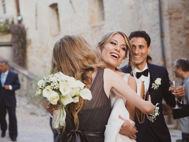 Il matrimonio di Paolo e Valeria a Manciano, Grosseto 110