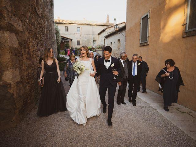Il matrimonio di Paolo e Valeria a Manciano, Grosseto 111