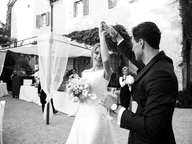 Il matrimonio di Paolo e Valeria a Manciano, Grosseto 112