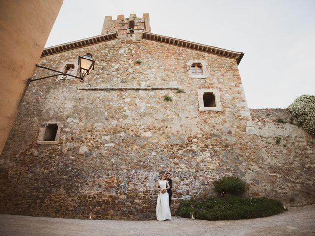 Il matrimonio di Paolo e Valeria a Manciano, Grosseto 124