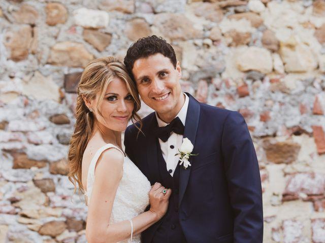 Il matrimonio di Paolo e Valeria a Manciano, Grosseto 125