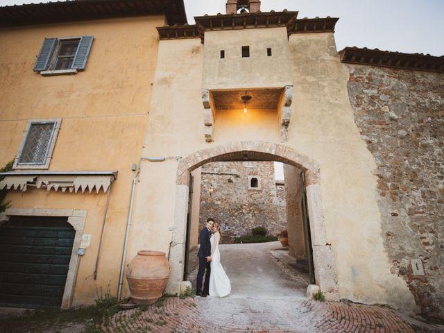 Il matrimonio di Paolo e Valeria a Manciano, Grosseto 128