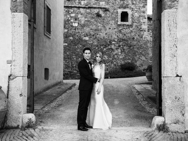 Il matrimonio di Paolo e Valeria a Manciano, Grosseto 129