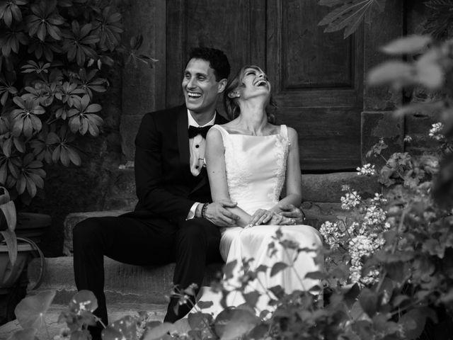 Il matrimonio di Paolo e Valeria a Manciano, Grosseto 136