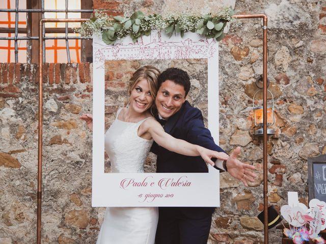 Il matrimonio di Paolo e Valeria a Manciano, Grosseto 1