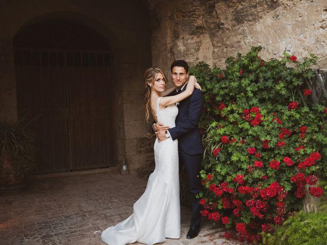 Il matrimonio di Paolo e Valeria a Manciano, Grosseto 137