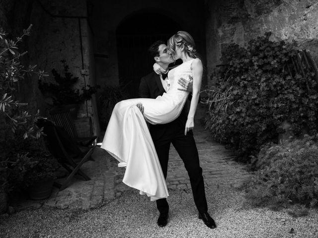 Il matrimonio di Paolo e Valeria a Manciano, Grosseto 141