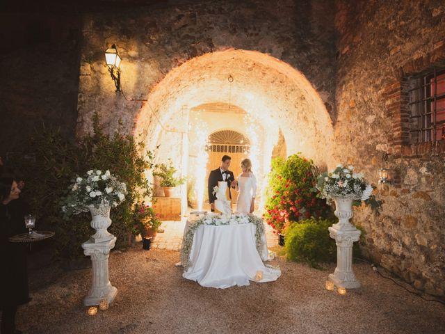 Il matrimonio di Paolo e Valeria a Manciano, Grosseto 157