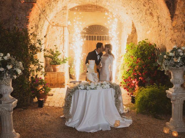 Il matrimonio di Paolo e Valeria a Manciano, Grosseto 158