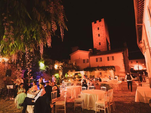Il matrimonio di Paolo e Valeria a Manciano, Grosseto 182