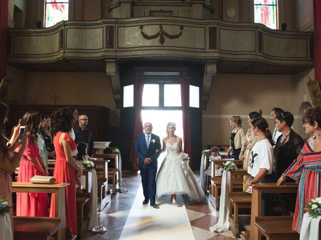 Il matrimonio di Matteo e Consuelo a Cavarzere, Venezia 9