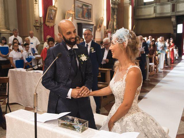 Il matrimonio di Matteo e Consuelo a Cavarzere, Venezia 10