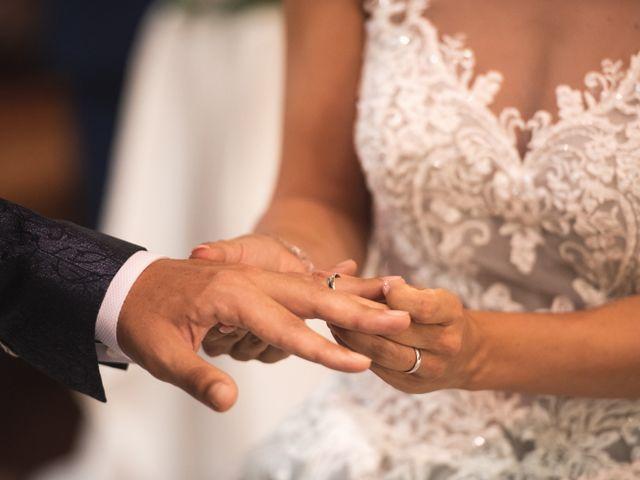 Il matrimonio di Matteo e Consuelo a Cavarzere, Venezia 11