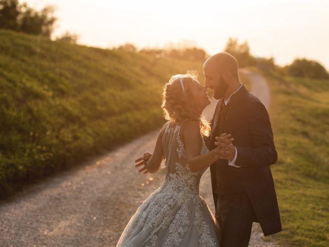 Le nozze di Consuelo e Matteo