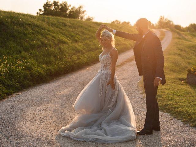 Il matrimonio di Matteo e Consuelo a Cavarzere, Venezia 20