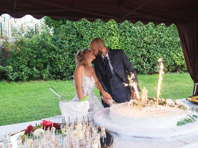 Il matrimonio di Matteo e Consuelo a Cavarzere, Venezia 25