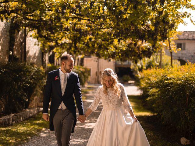 Il matrimonio di Giovanni e Lisa a Sant'Ambrogio di Valpolicella, Verona 23