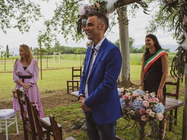 Il matrimonio di Matteo e Paola a Pistoia, Pistoia 19