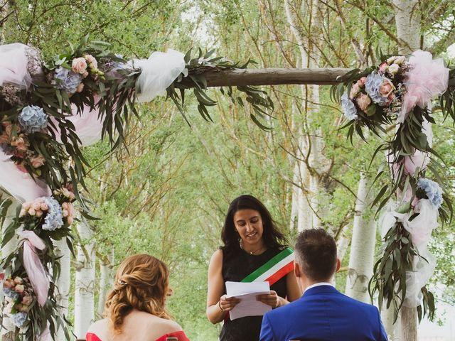 Il matrimonio di Matteo e Paola a Pistoia, Pistoia 20