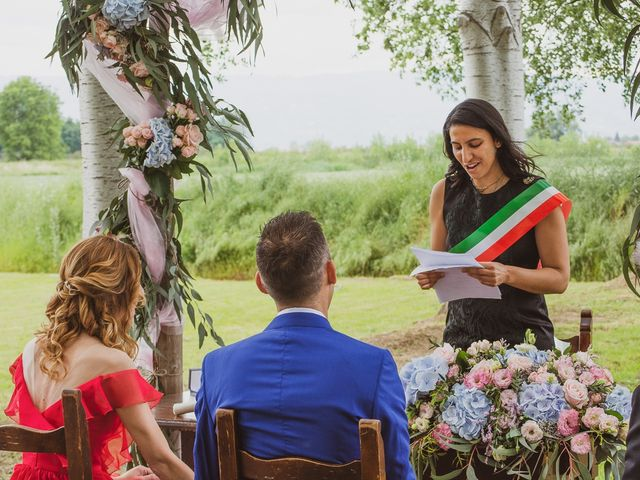 Il matrimonio di Matteo e Paola a Pistoia, Pistoia 23