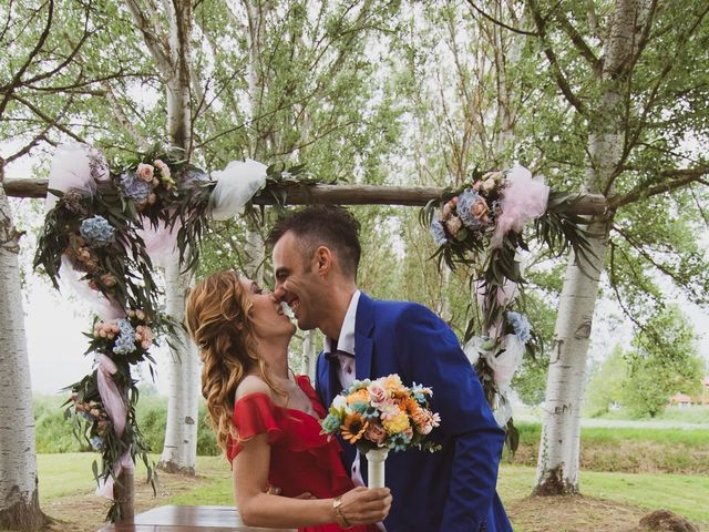 Il matrimonio di Matteo e Paola a Pistoia, Pistoia 28