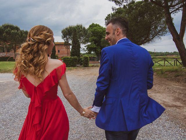 Il matrimonio di Matteo e Paola a Pistoia, Pistoia 30