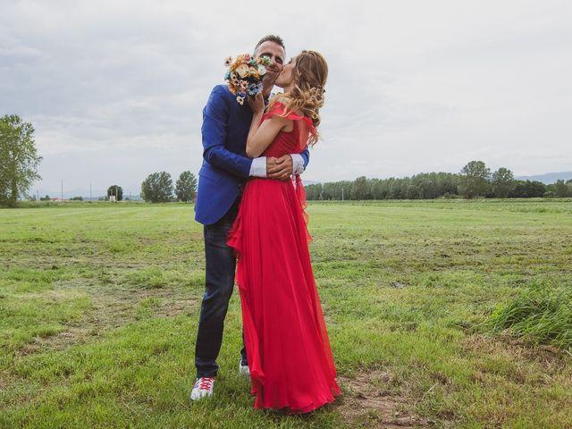 Il matrimonio di Matteo e Paola a Pistoia, Pistoia 31