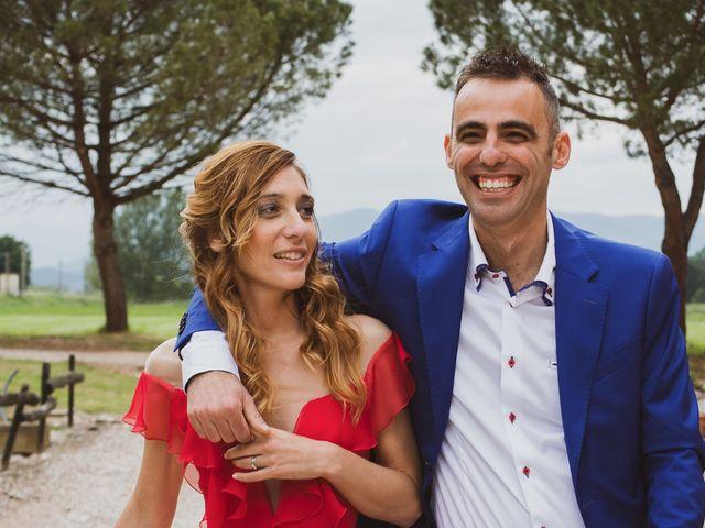 Il matrimonio di Matteo e Paola a Pistoia, Pistoia 33