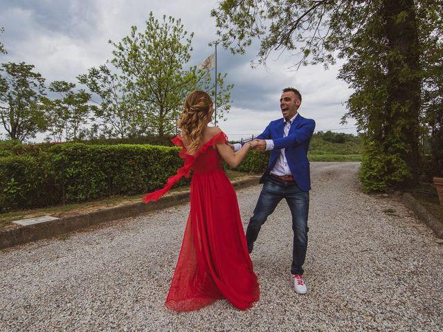 Il matrimonio di Matteo e Paola a Pistoia, Pistoia 34
