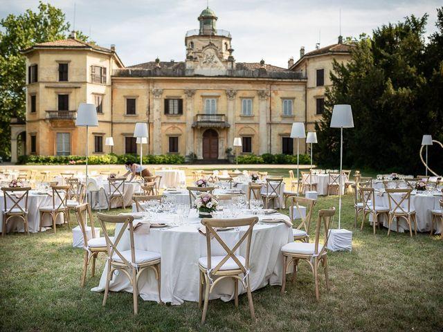 Il matrimonio di Massimo e Eleonora a Rubiera, Reggio Emilia 4