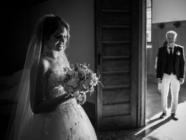 Il matrimonio di Massimo e Eleonora a Rubiera, Reggio Emilia 9