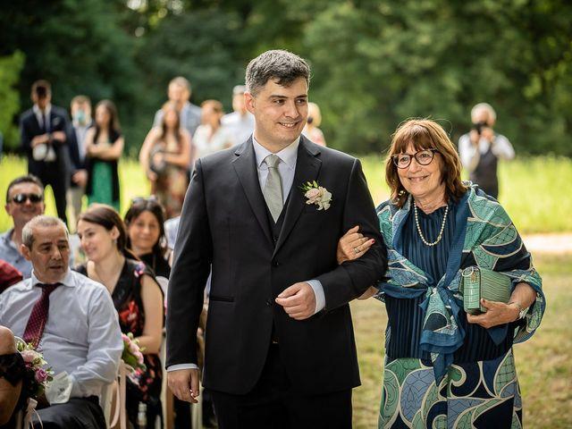 Il matrimonio di Massimo e Eleonora a Rubiera, Reggio Emilia 10