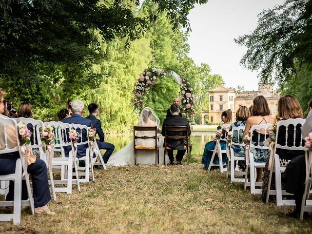 Il matrimonio di Massimo e Eleonora a Rubiera, Reggio Emilia 12
