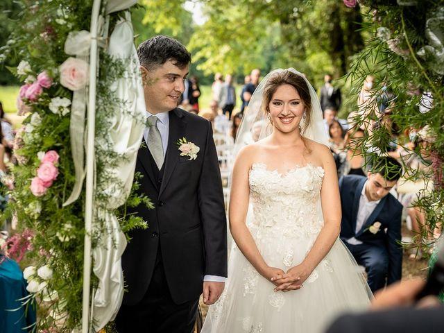 Il matrimonio di Massimo e Eleonora a Rubiera, Reggio Emilia 13