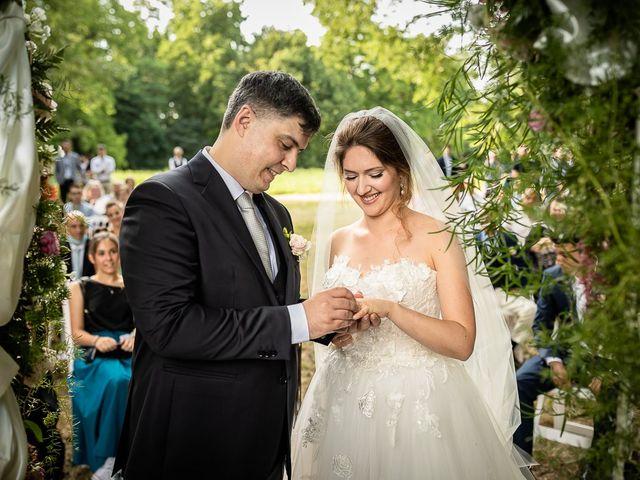 Il matrimonio di Massimo e Eleonora a Rubiera, Reggio Emilia 14