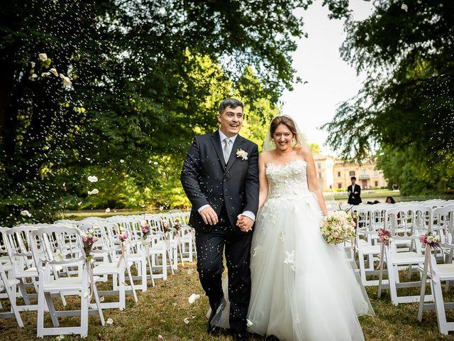 Il matrimonio di Massimo e Eleonora a Rubiera, Reggio Emilia 16