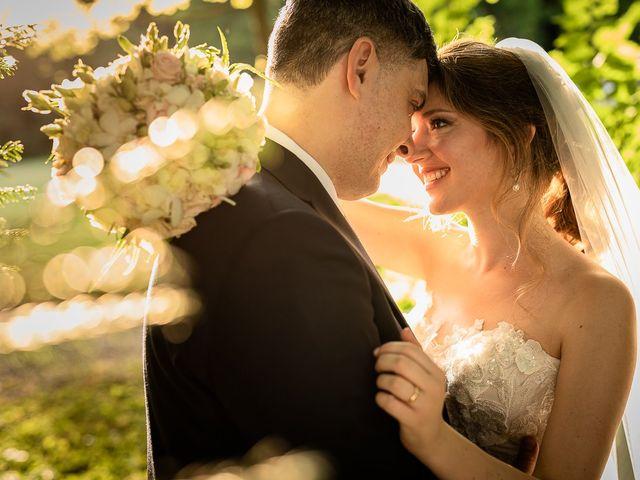 Il matrimonio di Massimo e Eleonora a Rubiera, Reggio Emilia 23