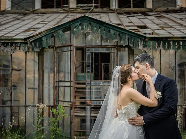 Il matrimonio di Massimo e Eleonora a Rubiera, Reggio Emilia 25