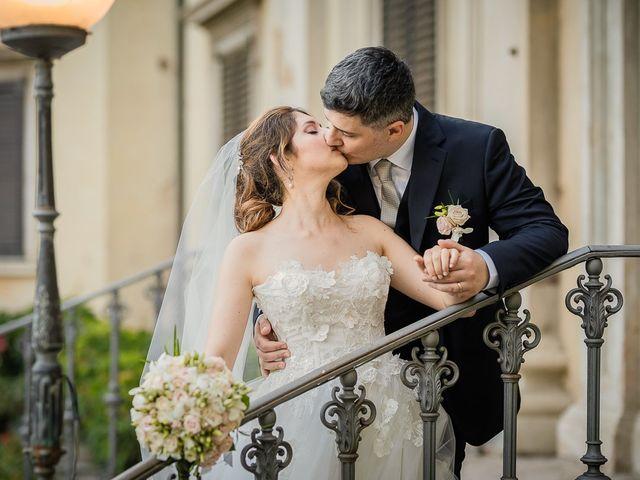 Il matrimonio di Massimo e Eleonora a Rubiera, Reggio Emilia 26