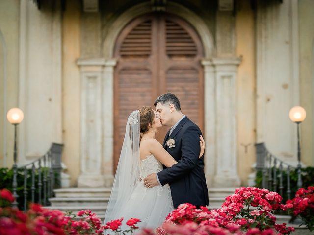 Le nozze di Eleonora e Massimo