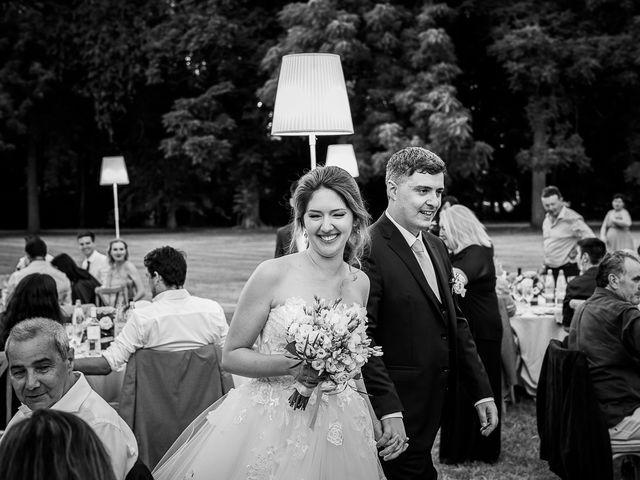 Il matrimonio di Massimo e Eleonora a Rubiera, Reggio Emilia 27