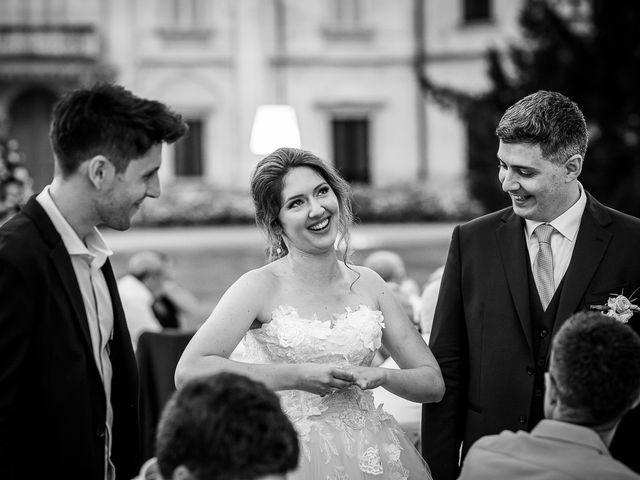Il matrimonio di Massimo e Eleonora a Rubiera, Reggio Emilia 28